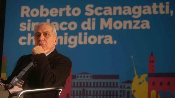Roberto Scanagatti alla convention del Capitol