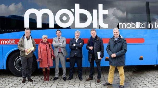 Ctt Nord presenta tre nuovi bus