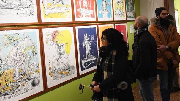 La mostra a Palazzo Belloni 'Dalì Experience'
