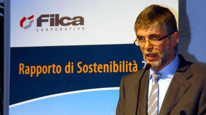 Giacomo Fumeo, presidente di Filca
