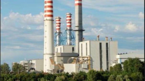 La centrale elettrica di Ostiglia