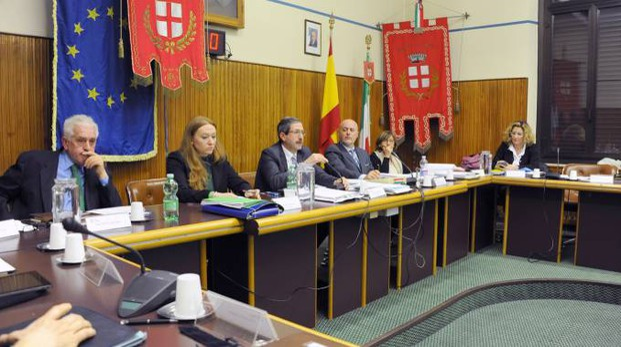 Il discorso di Filippo Errante in consiglio comunale
