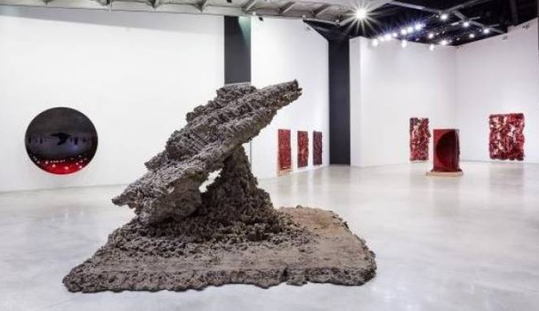Anish kapoor in mostra a roma cosa fare for Anish kapoor roma