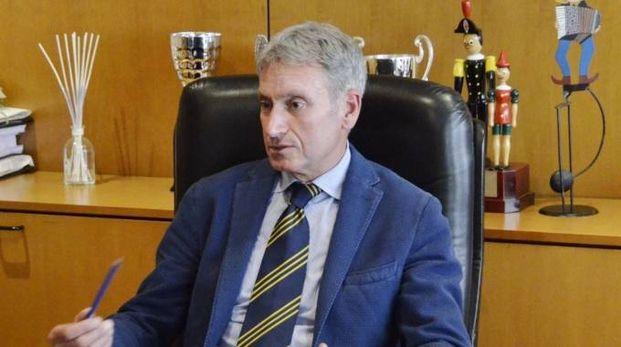 Il procuratore Giuseppe Nicolosi (foto Attalmi)