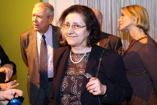 Lucia Gazzotti, presidente del Centergross (Schicchi)