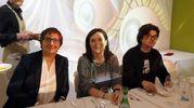 Vittoria San Pietro, Stefania Dal Rio e Patrizio Ansaloni (Schicchi)