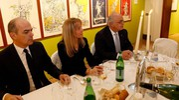 Giuseppe Herman, Paola Pizzetti e Daniele Ravaglia (Schicchi)
