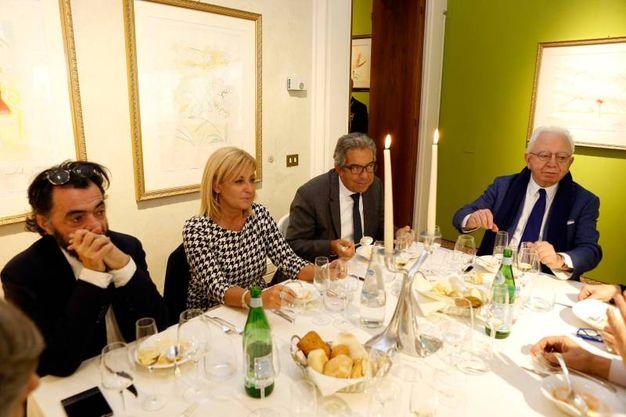 Roberto Lippi, Angela Monopoli, Dionigi Crisigiovanni, Francesco Galli (Schicchi)