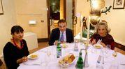 Ina Spac, Andrea Rizzoli e Patrizia Mondini (Schicchi)