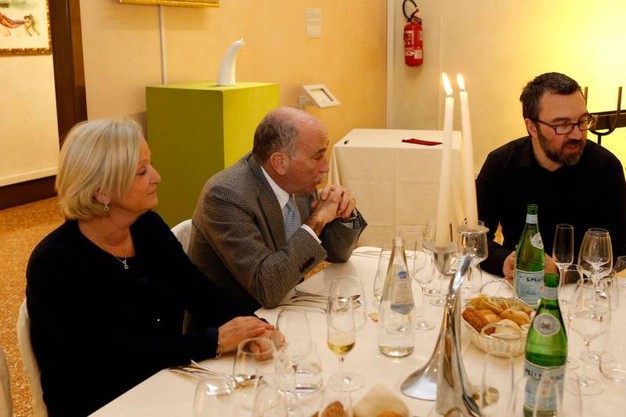 Ester Rondi, Paolo Guelfi e Gino Fienga (Schicchi)