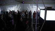 La mostra Dalì Experience ha una sala con effetti 3D (Schicchi)