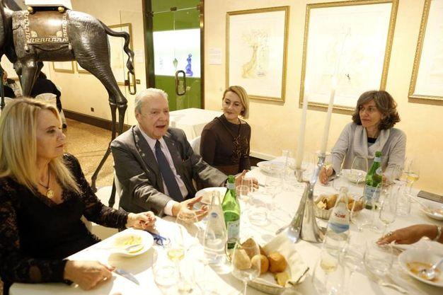 Daniela Sgobbi, Roberto Iseppi, Erica Morri e Emma Ferrantelli (Schicchi)