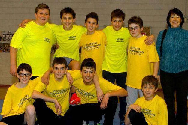 Sondrio, Campionati studenteschi di volley (National Press)