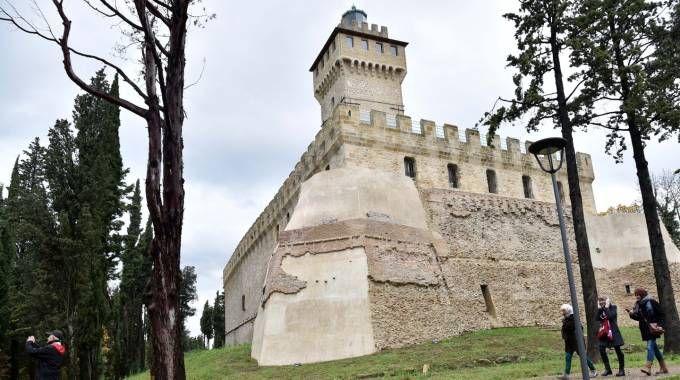 Rocca delle Caminate, il deputato dem Giuseppe Berretta ha presentato un'interrogazione al ministro  Minniti