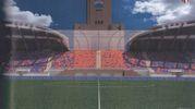 Il nuovo stadio avrà la copertura totale di curve e tribune, ma salvando la Torre di Maratona