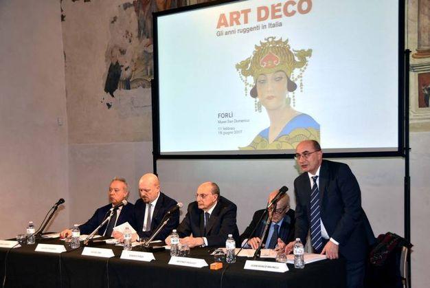 La presentazione della mostra (Foto Fantini)