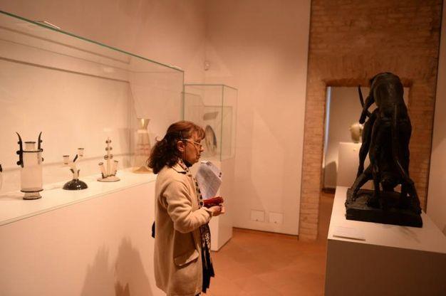 La mostra 'Art déco' (Foto Fantini)