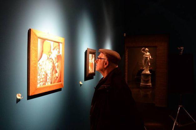La mostra 'Art déco' (Foto Frasca)