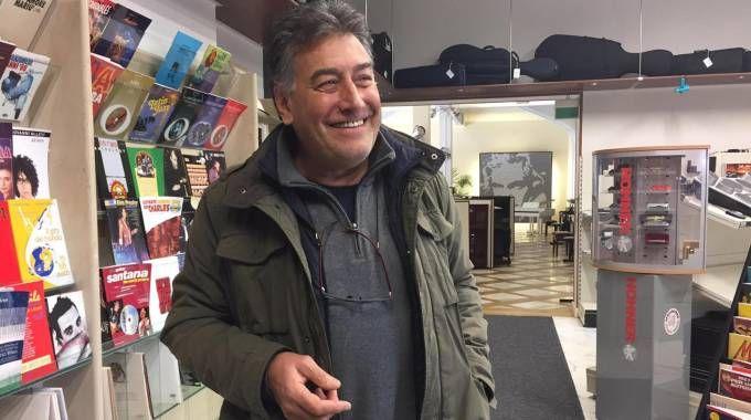 Sergio Gabbani, padre di Francesco