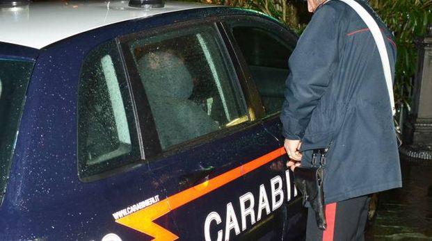 I carabinieri di Rimini (Foto Migliorini)