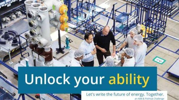 'Unlock your ability'