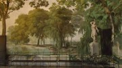 Atmosfera bucolica nella Boschereccia di Palazzo Hercolani