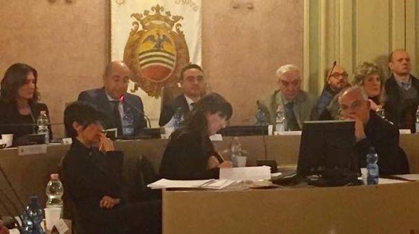 Il Consiglio comunale di Voghera