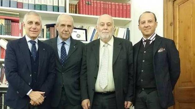 Salvatore Sica, Francesco Burrelli, Gianvincenzo Tortorici, Claudio Belli