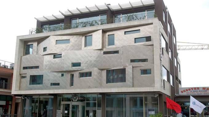 La sede di Asset Banca