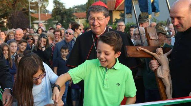 Il cardinale Betori
