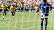 Dopo il famigerato rigore sbagliato nella finale con il Brasile persa dall'Italia a Usa '94 (LaPresse)