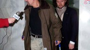 La sua carriera è stata segnata da gravi infortuni: qui dopo essere stato operato a Bologna il 4 febbraio 2002; riesce a rientrare in campo a 81 giorni dall'infortunio e segnerà subito una doppietta nella sfida Brescia-Fiorentina (Schicchi)