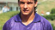 Con la Fiorentina esordì in A il 21 settembre 1986 (Pressphoto)