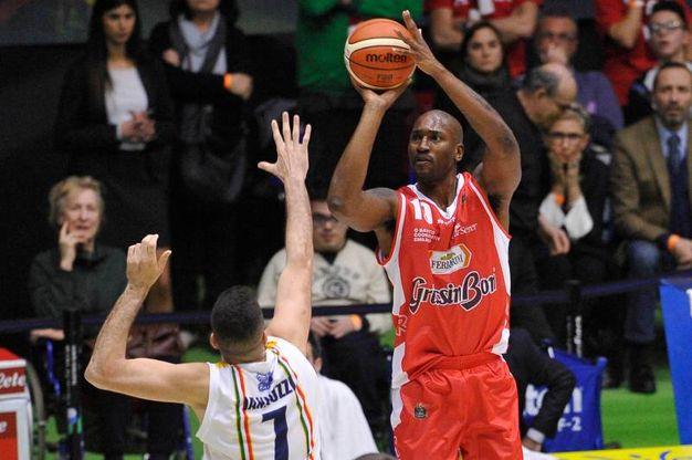 Jawad Williams (foto Ciamillo-Castoria)