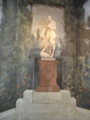 La Boschereccia di Palazzo Sanguinetti, sede del Museo della Musica