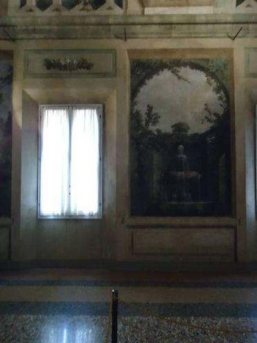 La Sala Boschereccia del palazzo comunale