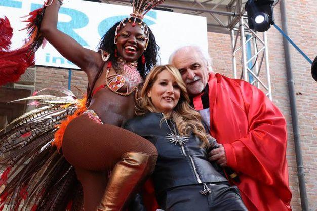 Carnevale di Cento, (foto Andrea Samaritani)