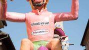 Carnevale di Cento, il carro dedicato a Marco Pantani (foto Gianfranco Nepitelli)