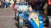 Carnevale di Cento, auto d'epoca (foto Gianfranco Nepitelli)