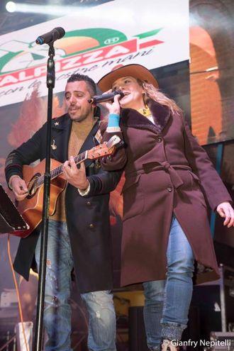 Carnevale di Cento a tutta musica con Mirko Casadei (foto Gianfranco Nepitelli)