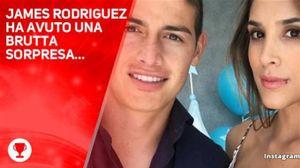 Tradimento! La moglie di James Rodriguez confessa...