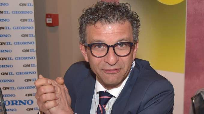 Il presidente del Consorzio tutela vini Oltrepo pavese Michele Rossetti