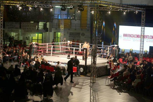 L'evento al Palazzetto dello Sport