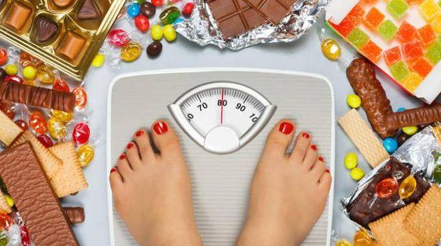 Resistere alle tentazioni per mantenere un peso forma - Piotr Malczyk / Alamy
