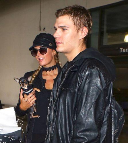 La coppia paparazzata a Los Angeles (Instagram)