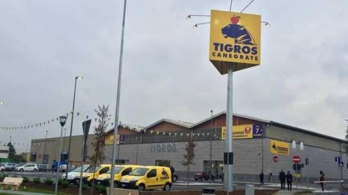 Il Tigros di Canegrate