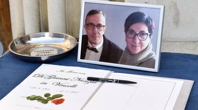 Salvatore Vincelli e Nunzia di Gianni, uccisi nella loro abitazione di Pontelangorino
