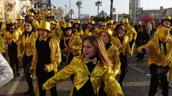Viareggio, il Carnevale (foto Umicini)