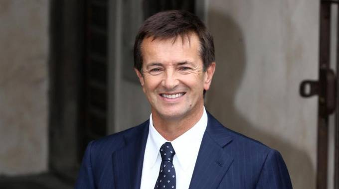 Il sindaco di Bergamo, Giorgio Gori