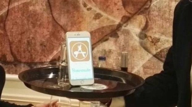 My Appetite, la app per ordinare il pranzo in albergo con lo smartphone